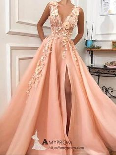 Graduation dresses long - Charming V neck Long Prom Dress,Tulle Evening Party Dress with Flower – Graduation dresses long Graduation Dresses Long, V Neck Prom Dresses, Tulle Prom Dress, Prom Party Dresses, Maxi Dresses, Long Dresses, Prom Dresses Flowers, Wedding Dresses, Formal Dresses Long Elegant