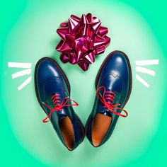 christmas fashion | Glossed & Found Gift Guide_men's shoes | Holy Days | Pinterest