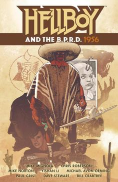 Buy Hellboy and the B.: 1956 by Chris Roberson, Michael Avon Oeming, Mike Mignola, Mike Norton, Yishan Li and Read this Book on Kobo's Free Apps. Discover Kobo's Vast Collection of Ebooks and Audiobooks Today - Over 4 Million Titles! Star Wars Boba Fett, Star Wars Clone Wars, Star Wars Art, Lego Star Wars, Star Trek, Mike Mignola, Paranormal, Illustrator, Mystery