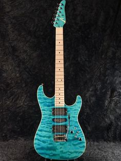 TOM ANDERSON Drop Top Drop Top -Bora Bora Blue with Binding- 新品[トムアンダーソン][ドロップトップ][ボラボラブルー,青][Stratocaster,ストラトキャスタータイプ][Electric Guitar,エレキギター] #beautifulguitars
