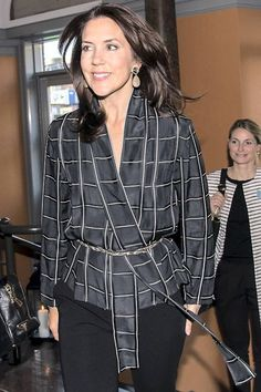 Crown Princess Mary getting better by the day