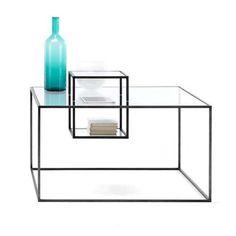 Illusioni Coffee Table, Square
