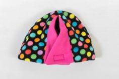 Dots Ponytail Hat