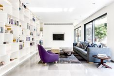 Minimalistic Like a Sketch House that is Cheerful, Welcoming and Trendy stylish trendy family house 6
