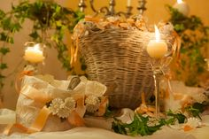 #confettata (Italian) - table with selection of comfits