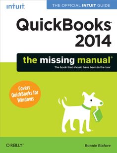 27 best quickbooks images on pinterest accounting business and quickbooks 2014 the missing manual the official intuit guide to quickbooks 2014 by bonnie fandeluxe Gallery
