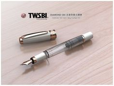 New TWSBI Fountain Pen