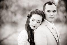 Vintage Wedding Photos by Elisabeth Kate Studios