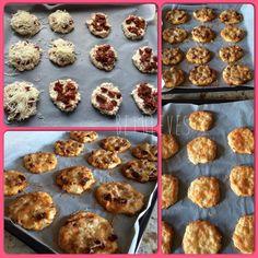 Vagy például az imént mangalica kolbásszal. :) Healthy Cake, Healthy Snacks, Clean Eating, Muffin, Food And Drink, Health Fitness, Low Carb, Meals, Cooking