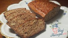 Zdravý chléb bez mouky