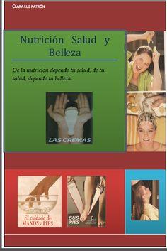 nutrición, salud y belleza, LIBRO en pdf, digital.