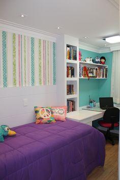 Quartos de adolescente têm que ter personalidade; veja projetos de 7 a 26 m²