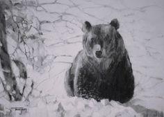 (SOLD) #51 Bear