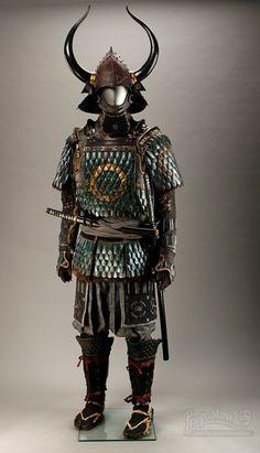Lot # 211 The Last Samurai - Complete Ujio (Hiroyuki Sanada Samurai Warrior Costume #PropStoreLiveAuction www.propstore.com/liveauction