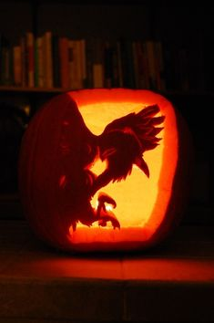 The Raven Boys. Literary Pumpkins For A Bookish Halloween.