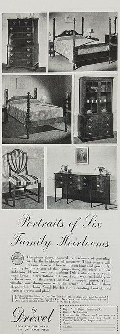 91 best drexel images furniture companies vintage ads vintage rh pinterest com