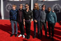 Maroon 5.