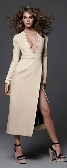 Samantha Gradoville by Santiago & Mauricio | Vogue Spain February 2014
