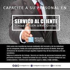 curso servicio al cliente y atención al cliente  #Curso, #Servicio, #Cliente…