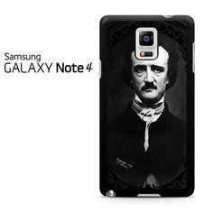 Edgar Allan Poe Samsung Galaxy Note 4 Case