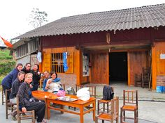 #homestay in Sapa. This one is quite interesting and will give you more experience.