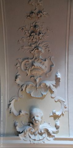 Convent Church of Rottenbuch | German Rococo interior | Rottenbuch Abbey church | My woodcarving blog http://www.patrickdamiaens.be