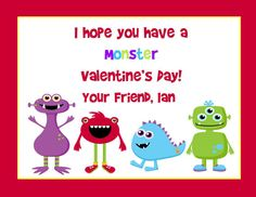 Tarjetas del día de San Valentín personalizada por noteablechic
