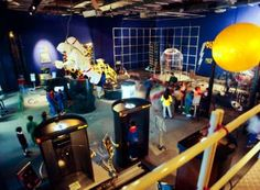 Maloka. Science & Technology Museum