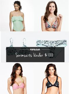 The best swimsuits under $100