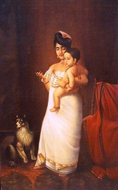 raja ravi varma  paintings http://webneel.com/25-best-oil-paintings-raja-ravi-varma-18th-century-indian-traditional-paintings