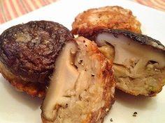 ZIP!速水もこみち流【しいたけの鶏ひき肉詰め】MOCO'Sキッチンレシピ : 三ツ星主婦の「簡単!家庭料理レシピ」
