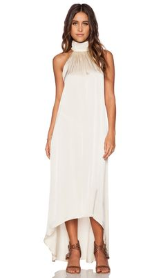 0534e0777b Shop for Aila Blue Jelita Maxi Dress in Nude at REVOLVE.
