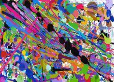 Jackson Pollock, obras - Buscar con Google