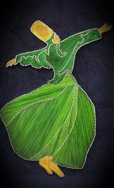 Art Kit, Fabric Paint Designs, Dance Paintings, Islamic Art, Drawings, Islamic Wall Art, Art, Art And Architecture, Book Art