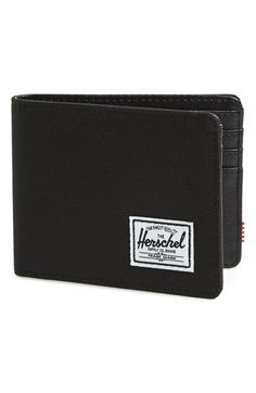 Herschel Supply Co. 'Hank' Bifold Wallet available at #Nordstrom