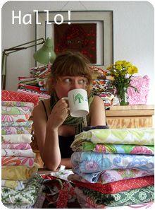 Frau Liebe. Im Moment ein wenig still, aber trotzdem der erste Blog überhaupt, dem ich verfallen war!