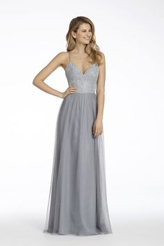 Hayley Paige Occasions- Style 5716- Find gown @ De Ma Fille Bridal in Ft. Worth, TX. 817.921.2964, www.demafille.com