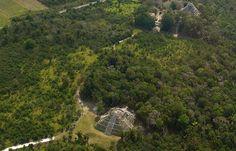10 PIRÁMIDES REMOTAS EN MÉXICO QUE NO SABÍAS QUE EXISTÍAN - (Chacchoben)