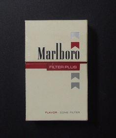 Embalagem de Marlboro Filter Plus