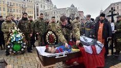 Al menos diez muertos por fuego de artillería ucraniana en el este del país http://w.abc.es/9x0m3v
