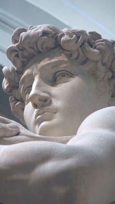 ULTRA /// vaporwave / cyberpunk / glitch / cyberpunk / aesthetic / wallpaper / v. Roman Sculpture, Art Sculpture, Michelangelo Sculpture, Baroque Sculpture, Sculpture Romaine, Art Du Monde, Renaissance Kunst, Greek Statues, Ancient Greek Sculpture