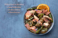 Cottura sottovuoto a bassa temperatura Potato Salad, Potatoes, Ethnic Recipes, Blog, Potato, Blogging