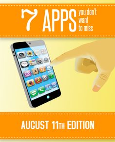 You might find your new favorite app in this roundup!