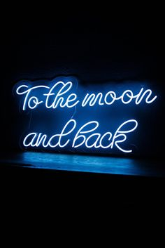 Blue Aesthetic Discover To the Moon and Back Neon LED Sign for Home Office Business Weddings Baby showers & Events Light Blue Aesthetic, Blue Aesthetic Pastel, Rainbow Aesthetic, Purple Aesthetic, Bedroom Wall Collage, Photo Wall Collage, Picture Wall, Wall Art, Aesthetic Iphone Wallpaper
