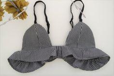 La bralette est la pièce idéale pour se lancer dans la confection de lingerie homemade. La réalisation est accessible facilement mais ça fait son petit effet.