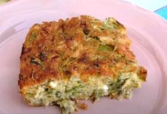 Savory Tart, Yummy Food, Tasty, Dessert Recipes, Desserts, Greek Recipes, Quiche, Zucchini, Food And Drink