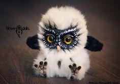 Owl Sowush 7 by Flicker-Dolls.deviantart.com on @DeviantArt