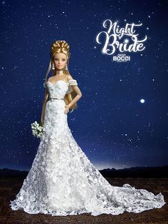 "Night Bride | Donation for the ""Italian Doll Convention"" 