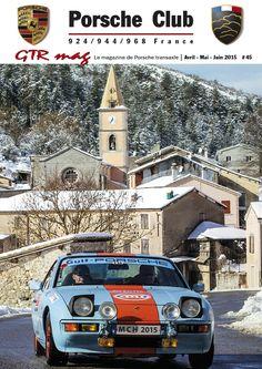 GTR 45 Spécial rallye Monté Carlo Historique la couv