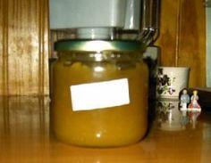 Confiture de courgettes et citron